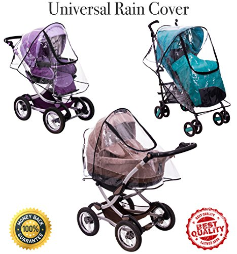 Rain Cover Mosquito Net Stroller Rain Cover And Baby
