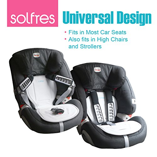 Solfres Hydro Gel Car Seat Cooler Mat For Baby No