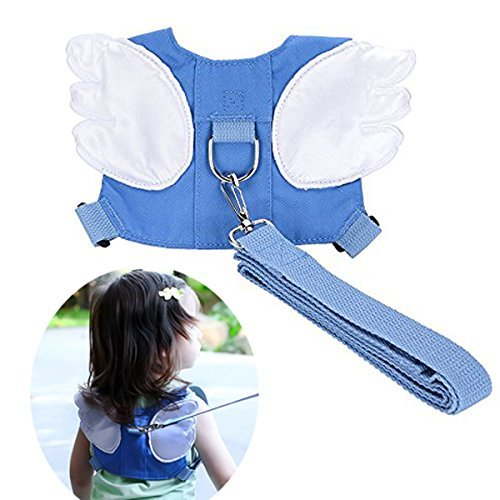 d0be6b676fa Baby Safety Walking Harness-Child Toddler Anti-Lost Belt Harness ...