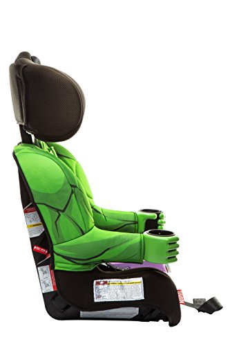Kidsembrace Incredible Hulk Booster Car Seat Marvel Avengers Combination 5 Point Harness Green 3001hlk Baby Care 24 7