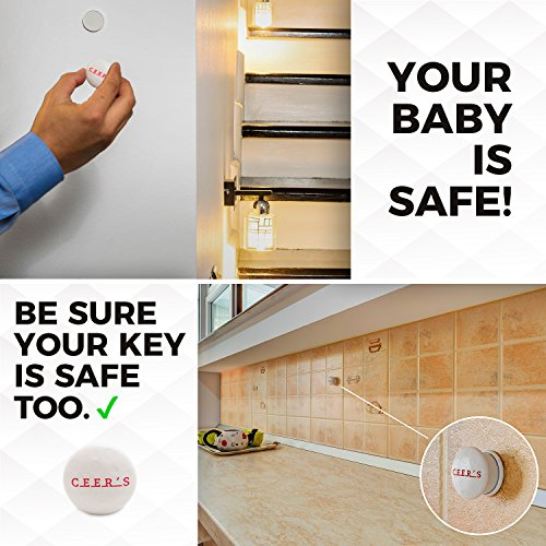 Magnetic Cabinet Locks Child Safety | 8 Baby Proof Locks ...