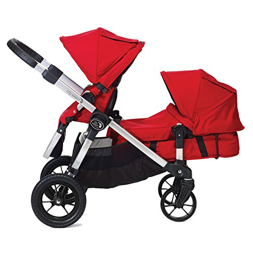 Baby Jogger City Select Second Seat Adaptors Stroller Grey ...